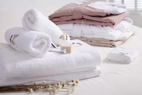 酒店衛浴布草毛巾