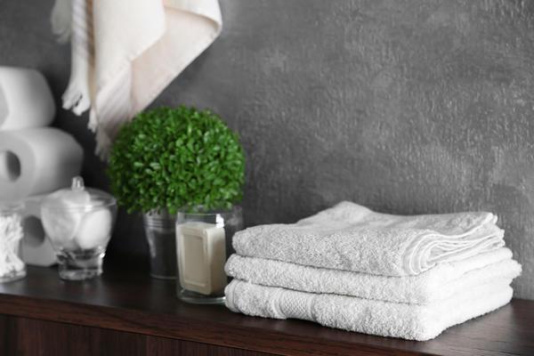 酒店卫浴布草地垫地巾